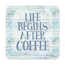 Splosh Bohemian Blue - Coaster - Life After Coffee