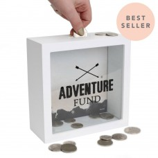 Splosh Change Money Box - Adventure Fund