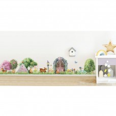 Splosh Magical Village Wall Decal - Fairy