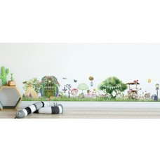 Splosh Magical Village Wall Decal - Bugs Life