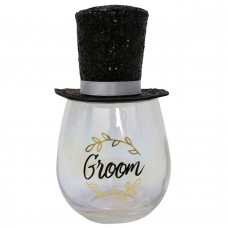 Splosh Celebration Glasses - Groom