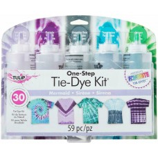 Tulip Tie Dye 5 Colour Kit - Mermaid