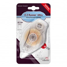 Adhesive - E-Z Runner - Ultra Strong Permanent Transparent Adhesive Refillable