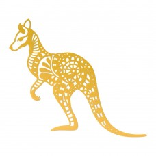 Ultimate Crafts Die - AU - Dreamtime Kangaroo