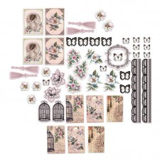 Ultimate Crafts Ephemera - ML - Magnolia Lane Set