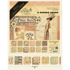 Graphic 45 A Diary of a Lady - Deluxe Collector's Edition