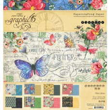 Graphic 45 Flutter 12x12 Collection Pack