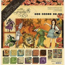 Graphic 45 Deluxe Collector's Edition - Magic of Oz