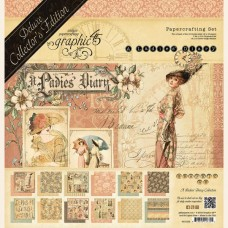 Graphic 45 Deluxe Collector's Edition - A Ladies Diary
