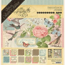 Graphic 45 Botanical Tea - Deluxe Collector's Editions