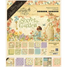 Graphic 45 Deluxe Collector's Edition - Secret Garden