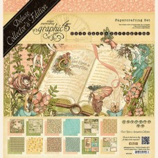 Graphics 45 Once Upon a Springtime - Deluxe Collector's Edition