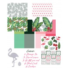 Nini's Things Tropical Card Kit