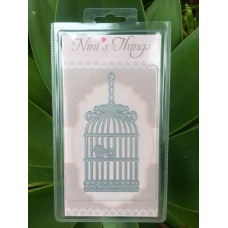 Hanging Bird Cage Die Set