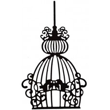 Nini's Things Bird Cage Die