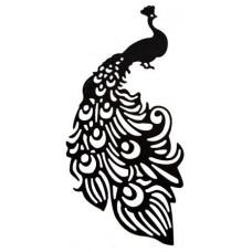 Nini's Things Large Peacock Die