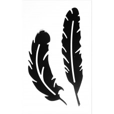 Nini's Things Feather Pair