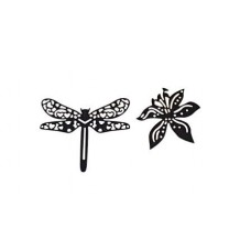 Nini's Things Dragonfly & Lilly Die Set