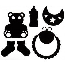 Nini's Things Baby Items no. 1 Die Set