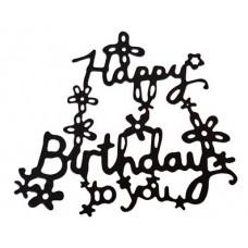 Nini's Things Happy Birthday to You Die