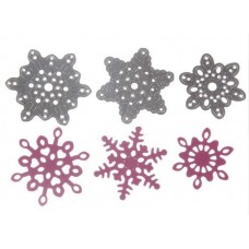 Nini's Things 3 Christmas Snowflakes