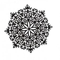 Nini's Things Snowflake Doily