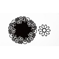 Nini's Things Flower Doily no. 2