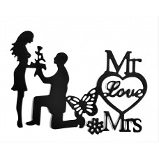 Nini's Things Mr & Mrs Love