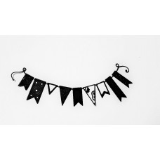 Nini's Things Miss-Match Shabby Chic Bunting