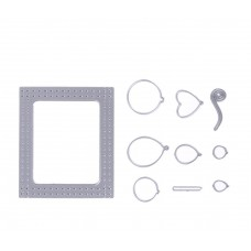Nini's Things Balloon & Frame Set