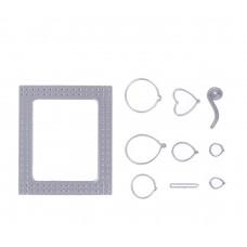 Nini's Things Balloon & Frame Set
