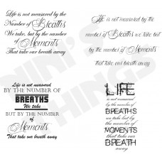 Nini's Things Downloadable Sentiments - Breaths