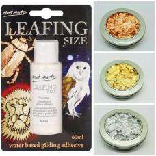 Nini's Things Gilding Foil and Adhesive Set
