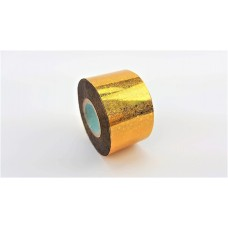 Nini's Things Heat Foil - Hollographic Gold 2 - 120m