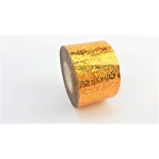Nini's Things Heat Foil - Hollographic Gold 3 - 120m