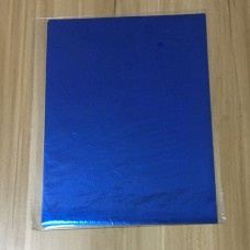 Nini's Things Hot Foil Sheets Blue - 10pk A4