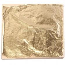 Nini's Things Gilding Sheets - Imitation Gold 100pk