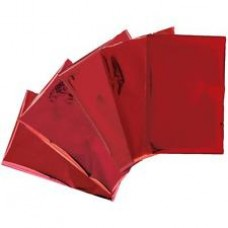 Nini's Things Heat Foil Sheets Red - 10pk A4