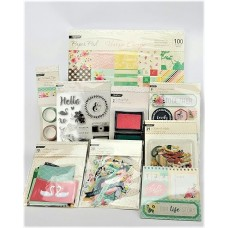 Creative PL Full Paper Kit - Vintage Escape