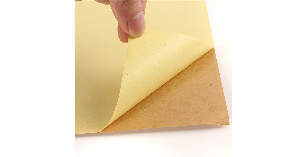 Nini's Things A5 Double Sided Adhesive Paper - 10pcs