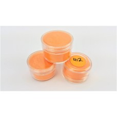 Nini's Things Powdered Paints Tangerine 412