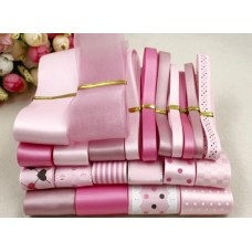Ribbon Pack - Pretty Pink