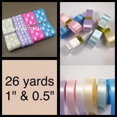 Ribbon Pack - Pastels