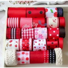 Ribbon Pack - Cherry