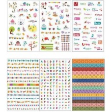 Planner Stickers - Drawings