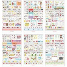 Planner Stickers - Good Luck