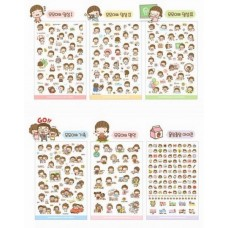 Planner Stickers - Little Girl