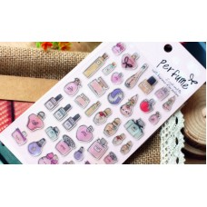 Planner Bubble Stickers - Perfume