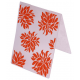 Nini's Things Embossing Folder - Orange Flowers